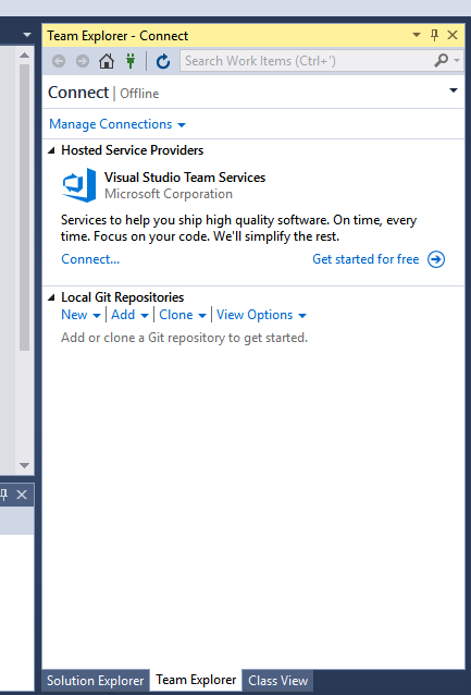 Cloning a Repository from GitHub in Visual Studio